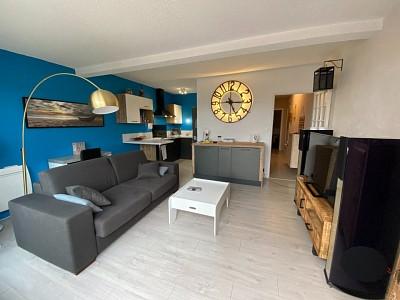 APPARTEMENT T2 A VENDRE - HARDELOT PLAGE - 48 m2 - 220000 €