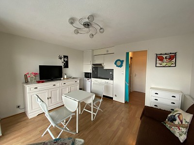 STUDIO ALCÔVE A VENDRE - HARDELOT PLAGE - 23 m2 - 105900 €