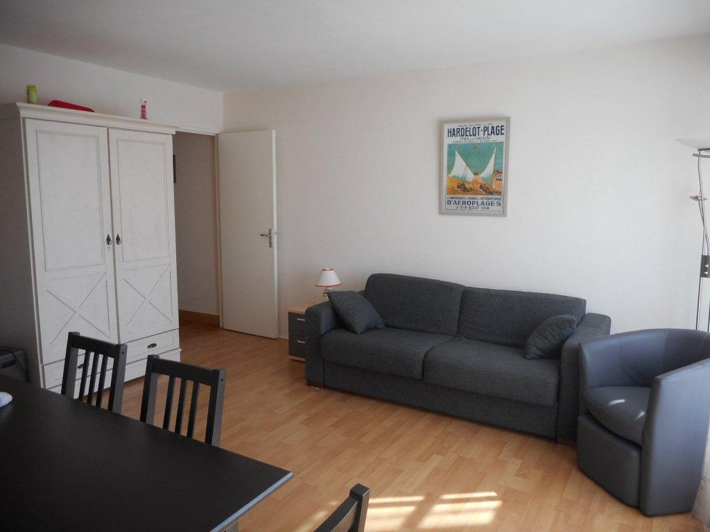 APPARTEMENT T2 A VENDRE - HARDELOT PLAGE - 48 m2 - 146000 €