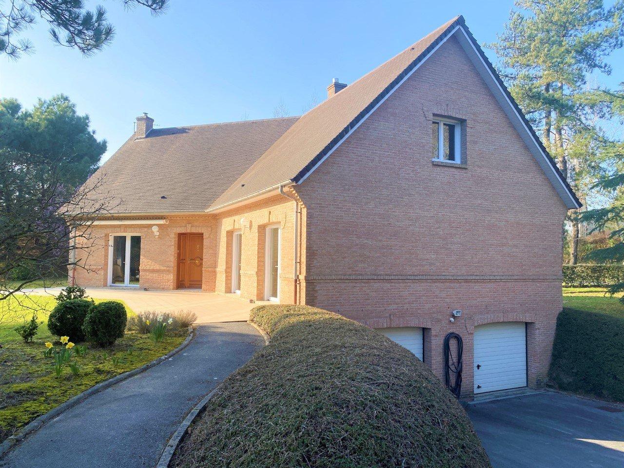 VILLA A VENDRE - HARDELOT PLAGE - 220 m2 - 748800 €